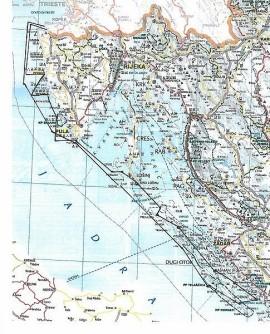 Segeltörn für zwei Wochen - Kroatiens Küste